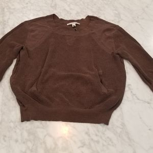 Twenty8twelve crew sweater with pockets in front